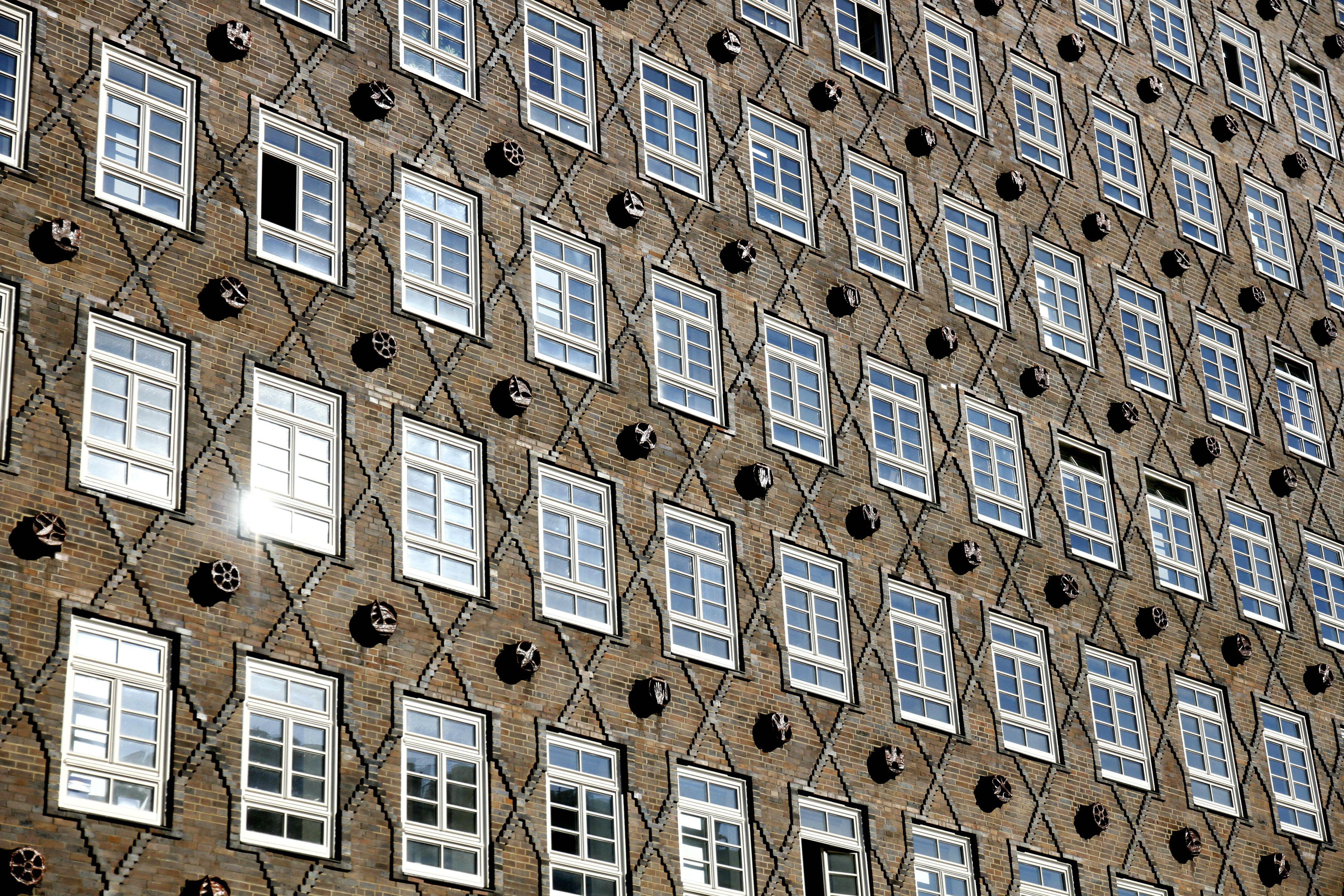fassade sprinkenhof hamburg architektur fotografie by abendfarben tom koehler