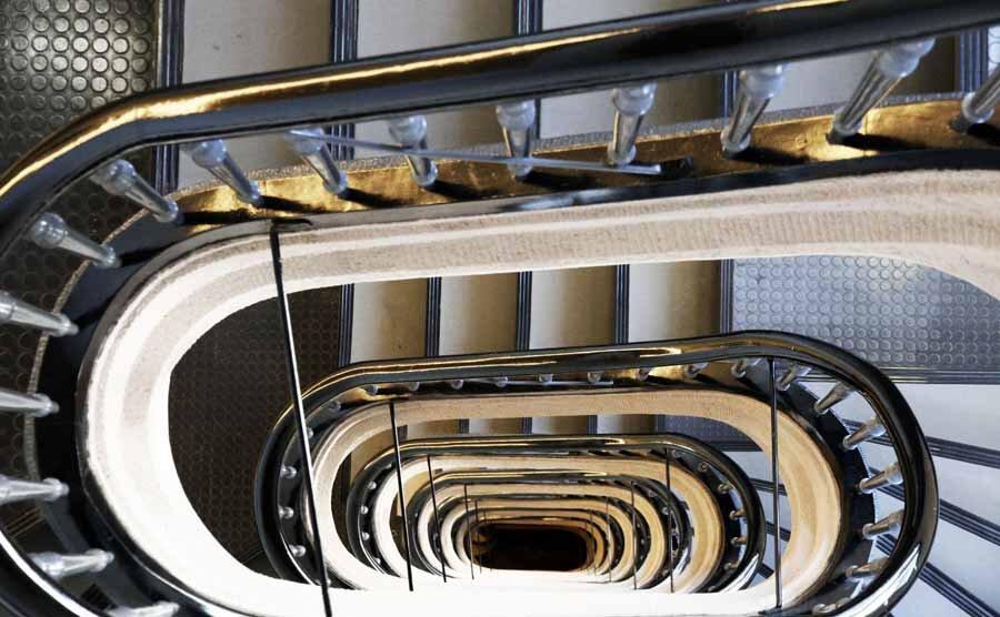 treppenhaus montanhof hamburg architektur fotografie by abendfarben tom koehler