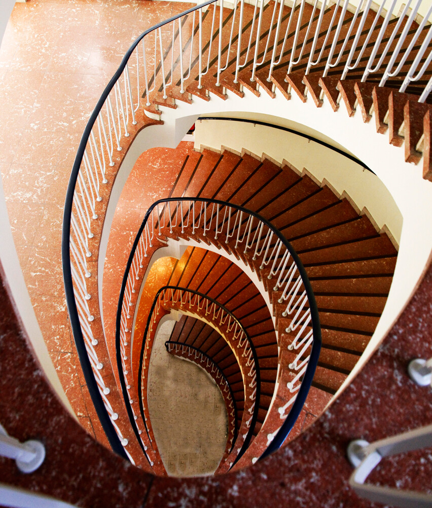 architekturfotografie hamburg treppenhaus gehrckens hof by abendfarben tom koehler