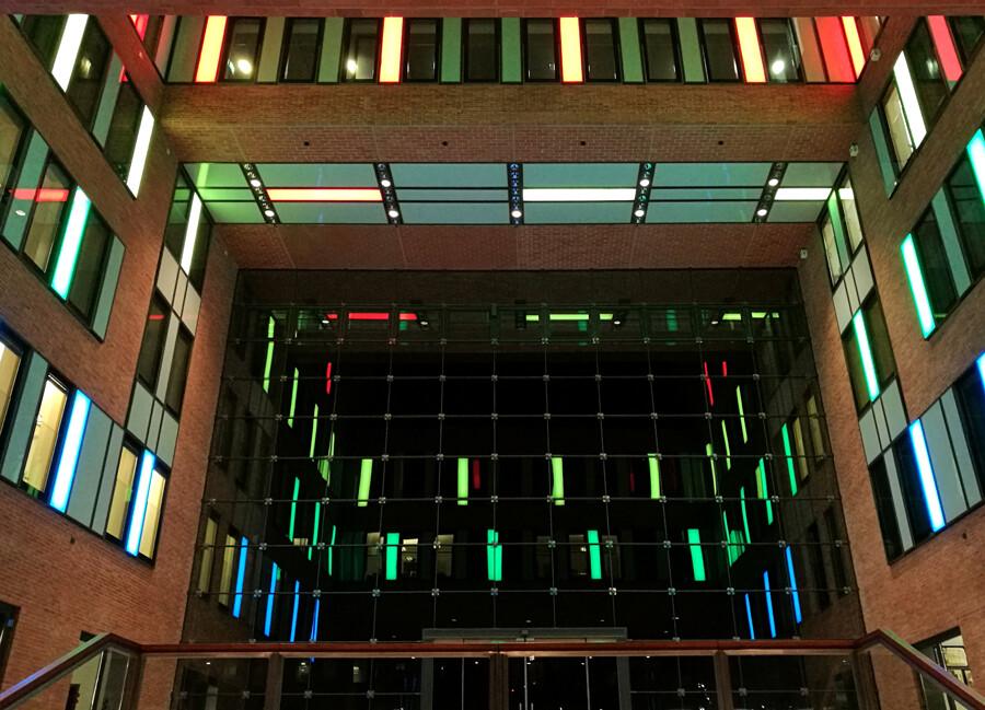fassade hamburg fischmarkt architektur fotografie abendfarben tom koehler