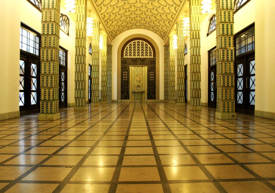 bananensaal finanzbehoerde hamburg kuöhl architekturfotografie tom koehler