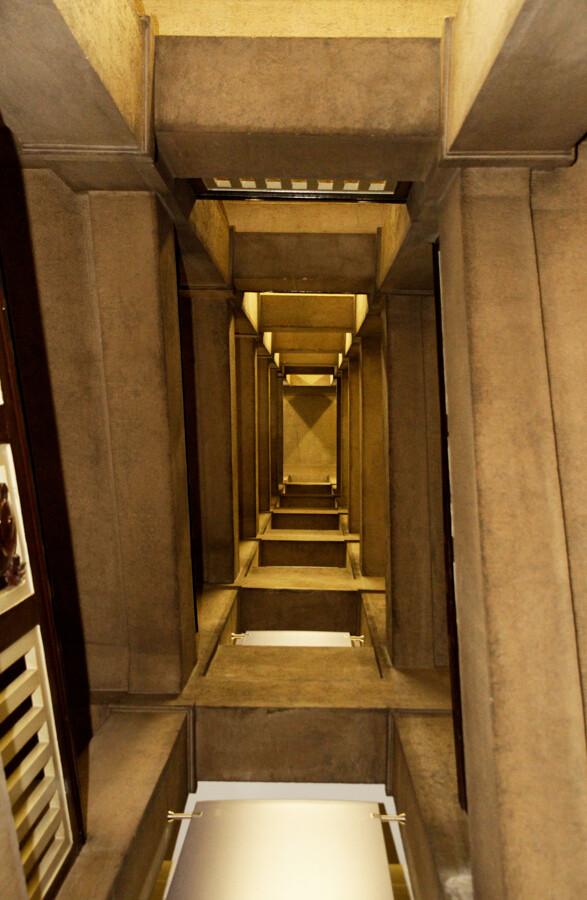 treppenhaus finanzbehoerde hamburg architekturfotografie tom koehler 1